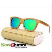 Унисекс дървени очила -  Sayfa Beach