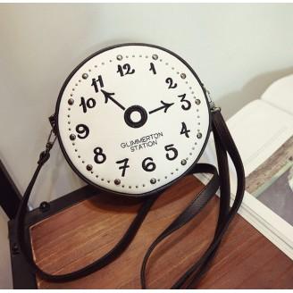 Дамска чанта часовник