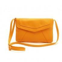 Зелена или жълта дамска чанта