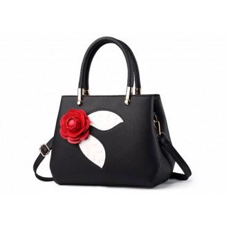 Дамска кожена чанта Avellino