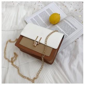 Малка дамска чанта за през рамо - Miramas