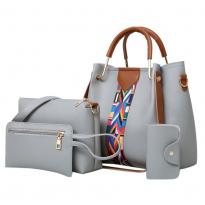 Елегантен сет дамски чанти от 4 части - Sens