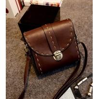 Мини дамска чанта черна или кафява