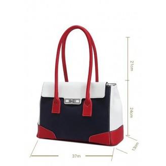 Шарена дамска чанта