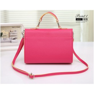 Чанта за принцеси-розова или черна