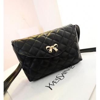 Евтина черна дамска чанта