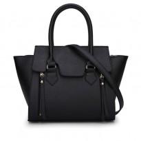 e5188ec1a98 Дамска чанта с елегантен дизайн - Savona (3 цвята)