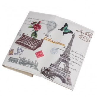 Дамско портмоне - Париж
