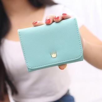 Дамско портмоне за принцеси - 4 цвята